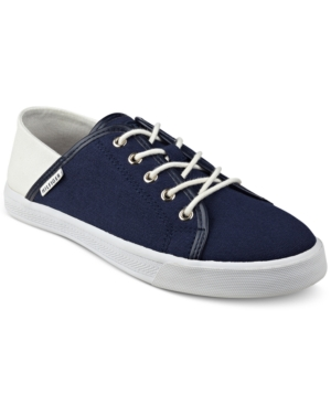 Tommy Hilfiger Flip Lace-Up Sneakers Women's Shoes