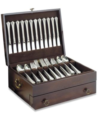 Reed & Barton Bristol 1-Drawer Flatware Chest