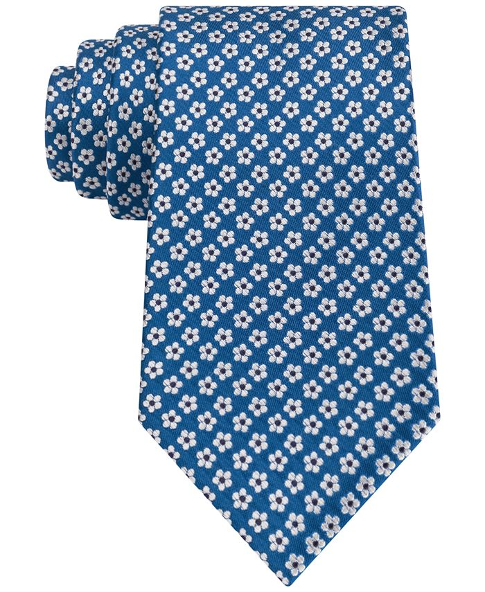Tommy Hilfiger - Men's Flower Club Tie