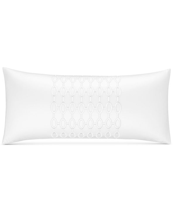 """Hotel Collection 680 Thread-Count 12"""" x 26"""" Decorative Pillow, Created for Macy's"""