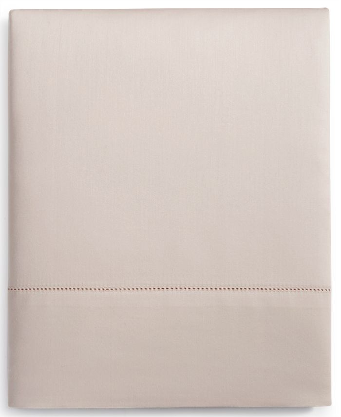 Hotel Collection - Cotton 680 Thread Count Twin Flat Sheet