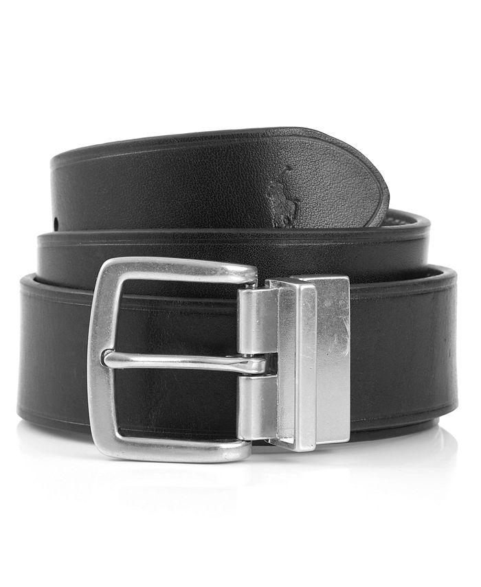 Polo Ralph Lauren - Belt, Reversible Casual Belt