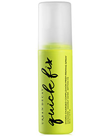 Urban Decay Quick Fix Hydra-Charged Complexion Prep Priming Spray, 4-oz.