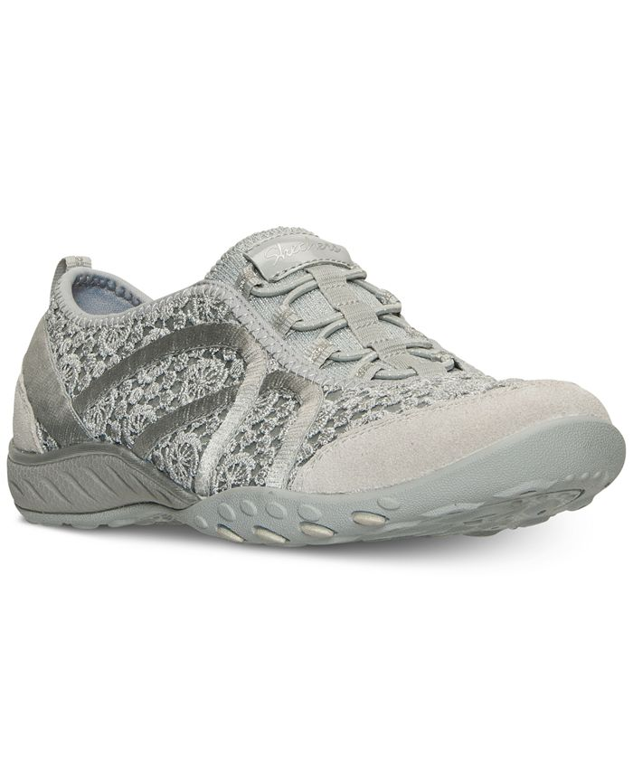 Skechers - Women's Relaxed Fit: Bikers - Sweet Darling Casual Sneakers from Finish Line