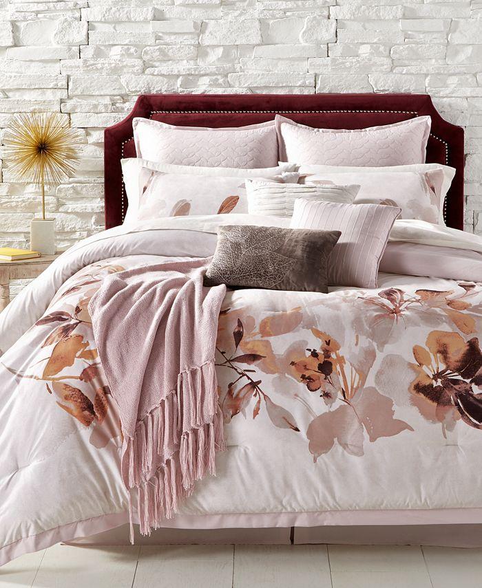 Sunham - Callie 14-Pc. King Comforter Set