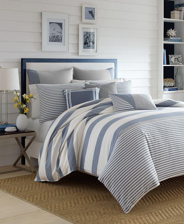 Nautica - Fairwater Cotton Full/Queen Comforter Set