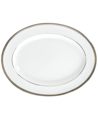 "Charter Club ""Grand Buffet Platinum"" Platter"