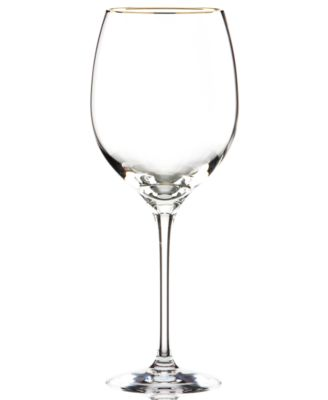 Lenox Stemware, Eternal Gold Signature Goblet