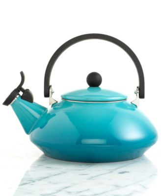Le Creuset Enameled Steel Zen Tea Kettle