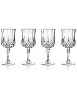 Cristal D'Arques Set of 4 Cordial Glasses