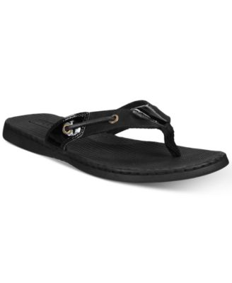 Sperry Women's Seafish Thong Sandals
