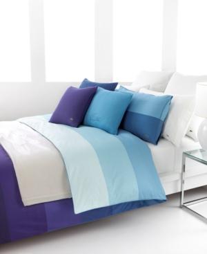 Lacoste Bedding, Vostok King Comforter Set Bedding