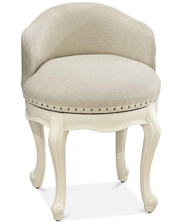 Furniture - Genevieve Swivel Stool
