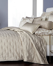 Hotel Collection Fresco Quilted Full/Queen Coverlet, Created for Macy's