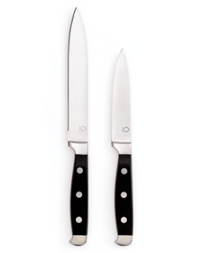 Martha Stewart Collection Cutlery Set, Set of 2 Paring and Utility