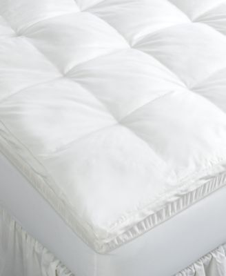 "Martha Stewart Collection Sleep Wise 4"" Dual Layer Foam Queen Mattress Topper"
