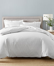 Charter Club Damask Cotton 550-Thread Count 7-Pc. Queen Bedding Set, Created for Macy's