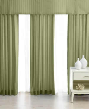 "Charter Club ""Damask Stripe"" Window Valance Bedding"