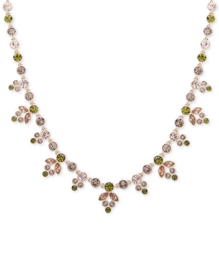Givenchy - Crystal Collar Necklace