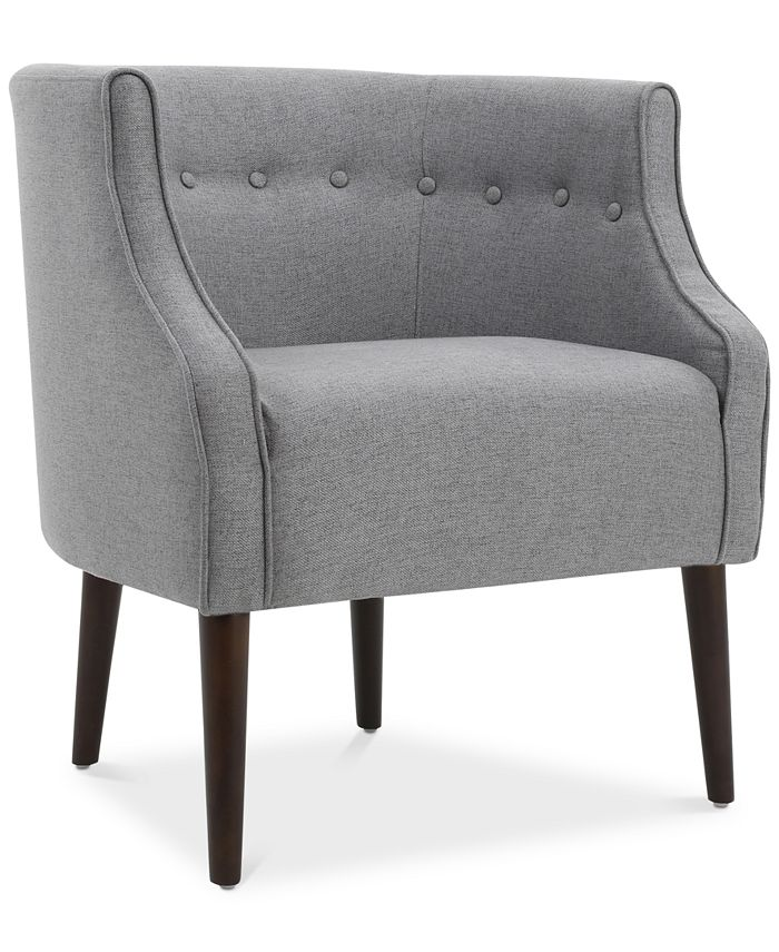 Noble House - Pavon Club Chair, Quick Ship
