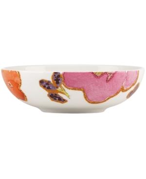 Lenox Dinnerware, Floral Fusion Fruit Bowl