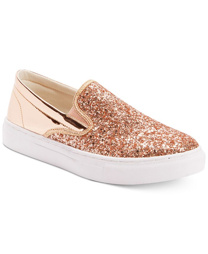 Wanted - Spangle Slip-On Sneakers