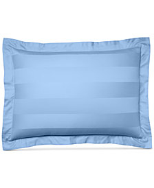 """Charter Club Damask 3"""" Stripe King Sham, 100% Supima Cotton 550 Thread Count, Created for Macy's"""