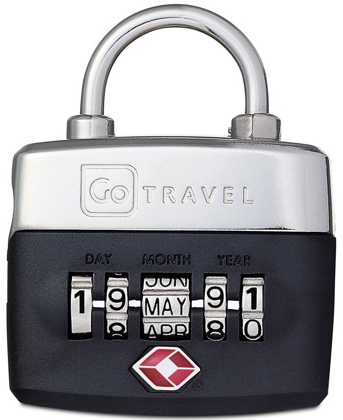 Go Travel - Birthday Lock