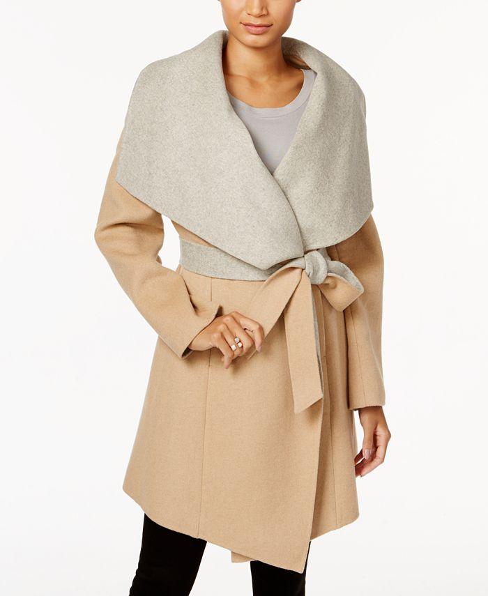 Michael Kors - Wrap Coat