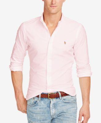 Slim-Fit Stretch-Oxford Shirt
