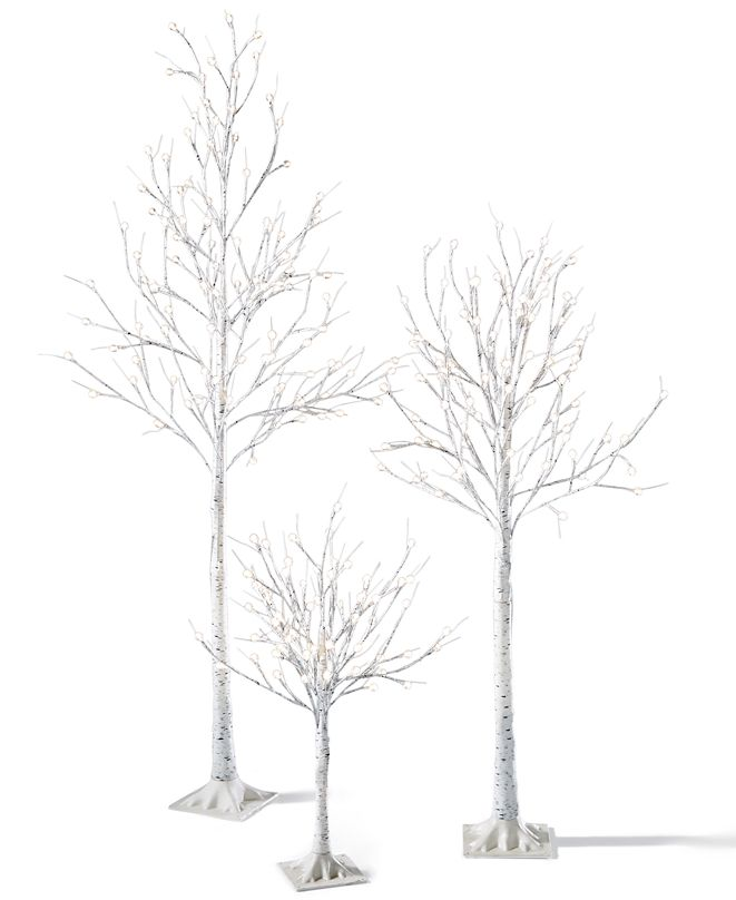 Mr. Christmas LED Birch Tree Collection