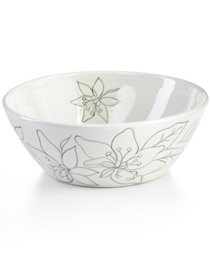 Laurie Gates Serveware, Anna Serving Bowl