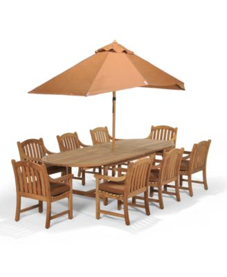 Commacys Outdoor Furniture : Bristol Outdoor Dining Sets & Pieces - Furniture - Macys