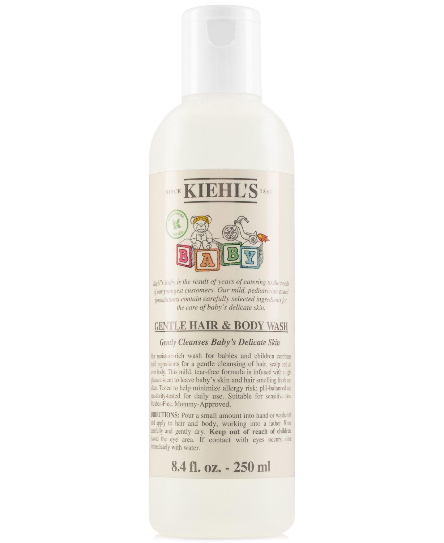 Kiehl's Since 1851 Baby Gentle Hair & Body Wash, 8.4-oz. & Reviews - Beauty - Macy's