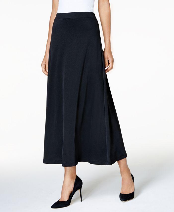 Kasper - Pull-On Maxi Skirt