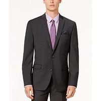 Bar III Men's Slim-Fit Active Stretch Wool Suit Jacket (various colors)