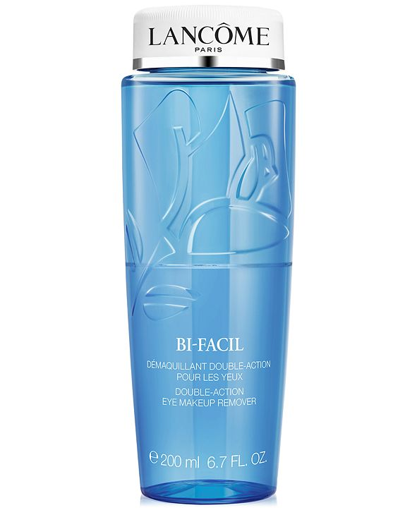 Lancome  Bi-Facil Double-Action Eye Makeup Remover For Sensitive Skin, 6.7 fl oz.