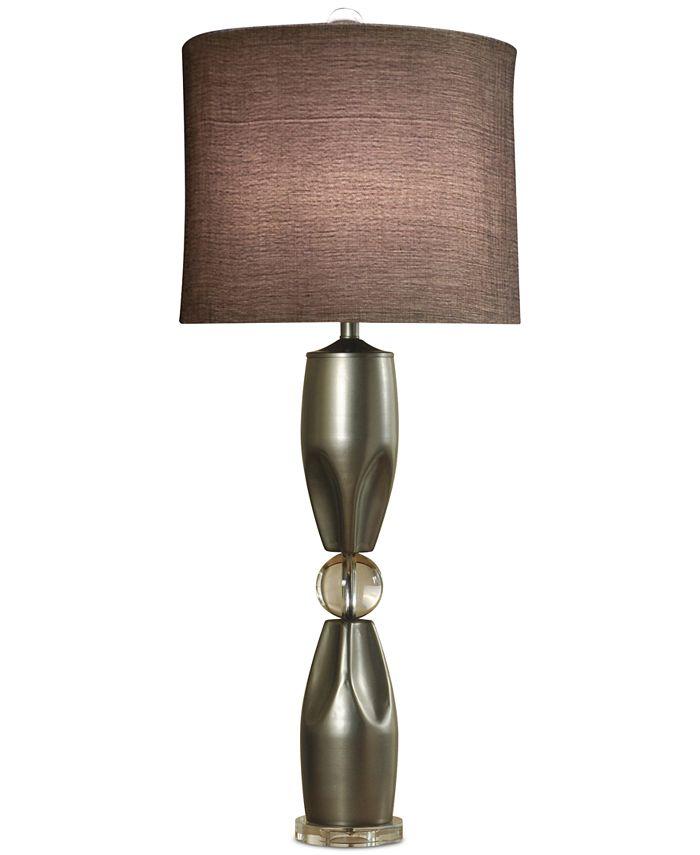 Harp & Finial - Genoa Table Lamp