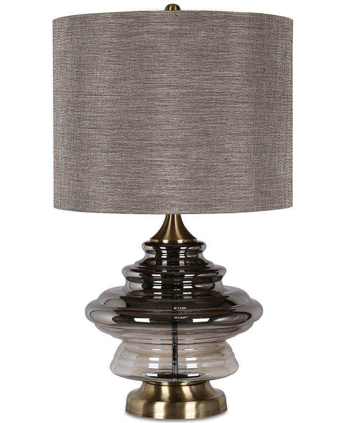 Harp & Finial - Kimball Table Lamp