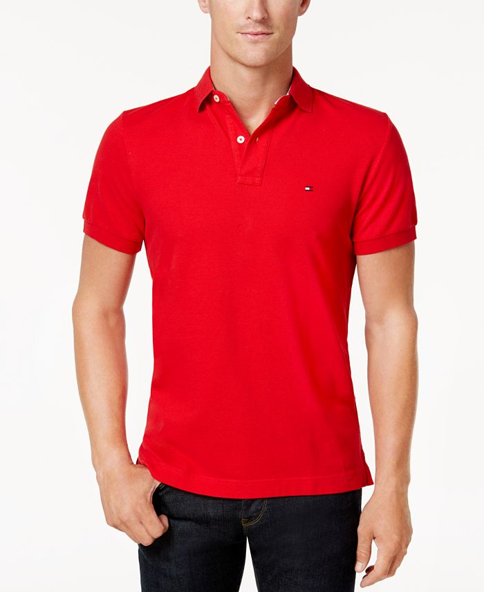 Tommy Hilfiger - Classic-Fit Ivy Polo