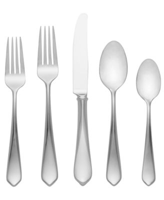 kate spade new york Flatware 18/10, Magnolia Drive 4 Piece Hostess Set