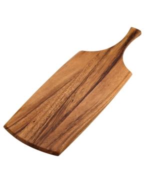 "Dansk Wood Serveware, 22"" Classic Fjord Paddle Server"