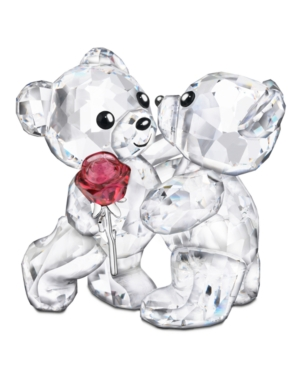Swarovski Collectible Figurine, A Rose For You