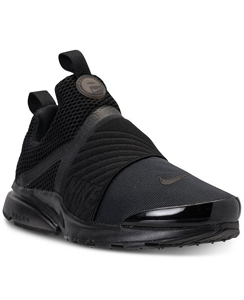 Nike Big Kids' Presto Extreme Running Sneakers from Finish ...