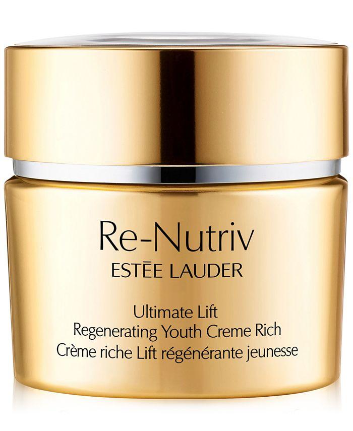 Estée Lauder - Re-Nutriv Ultimate Lift Regenerating Youth Creme Rich, 1.7-oz.