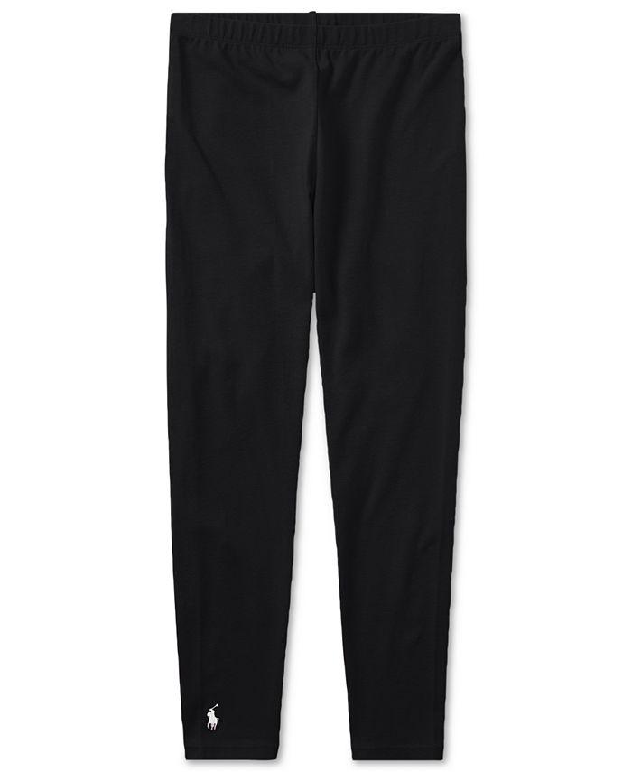 Polo Ralph Lauren - Kids Pants, Little Girls Big Pony Leggings