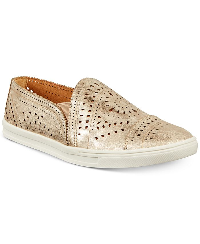 Sun + Stone - Shannen Slip-On Sneakers
