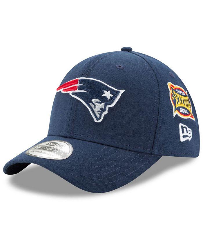 New Era - 5X Super Bowl Champ Patch 39THIRTY Cap