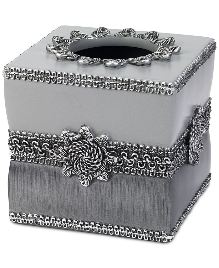 Avanti - Braided Medallion Granite Tissue Cover