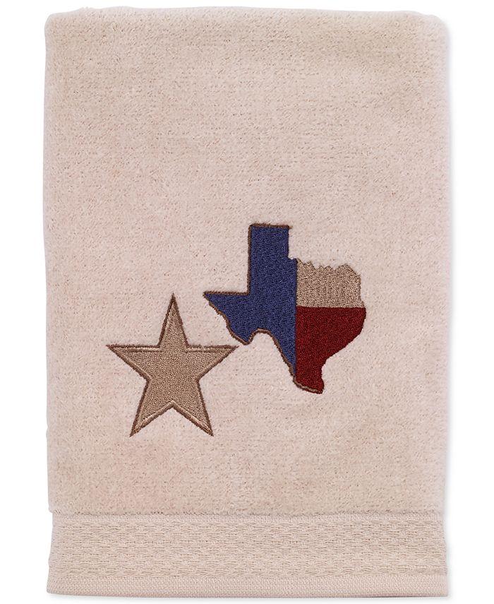 Avanti - Home Sweet Texas Hand Towel